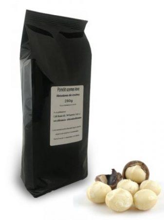 Makadám dió ízesítésű  pörkölt szemes kávé 250g